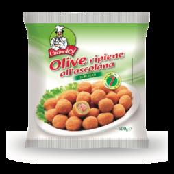 Olive Ascolane Cucino Io 500g