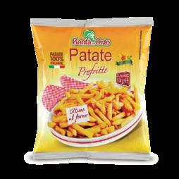 Patate Stick Al Forno Bonta Dell'Orto 1Kg