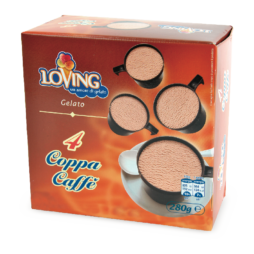 Coppa Caffè Loving 280gr