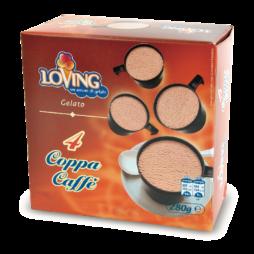 Coppa Caffè Loving 280gr