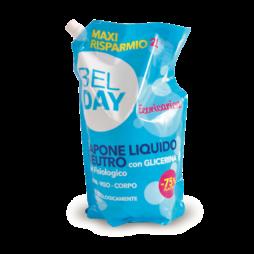 Ricarica Sapone Liquido Neutro Bel Day 2L