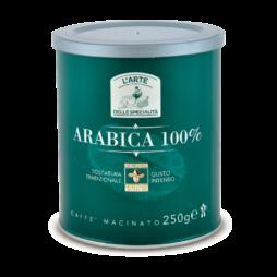 Caffè Arabica 100% Macinato L'Arte Della Specialità  250 gr