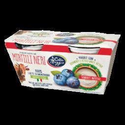 Yogurt Intero Ai Mirtilli Neri  Colle Maggio 2x125gr