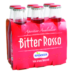 Bitter Rosso analcolico Spinner 6x100ml