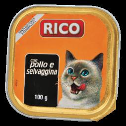 Pate Gatto Rico 100gr