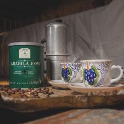 Caffè Arabica 100% Macinato L'Arte delle Specialità  250 gr