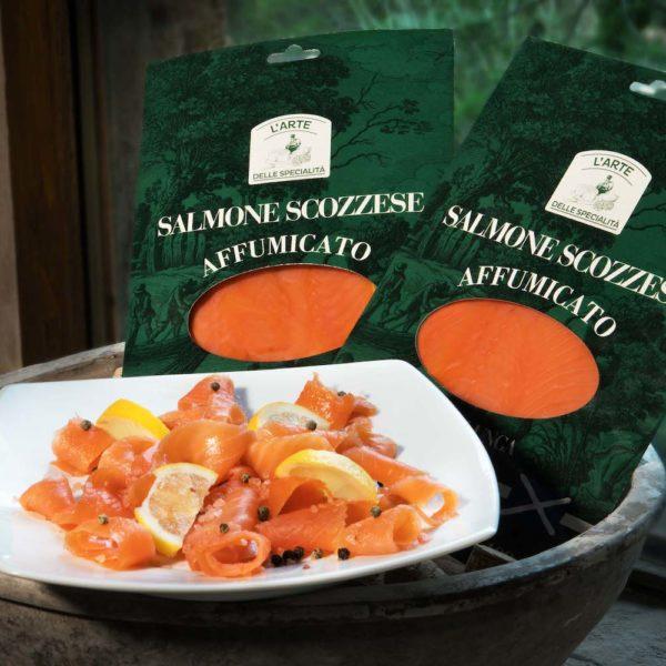 Salmone Scozzese Affumicato - L'arte delle Specialità - Todis Supermercati