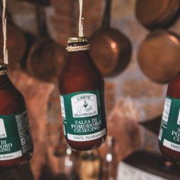 Salsa Di Pomodoro Ciliegino L'Arte Della Specialità