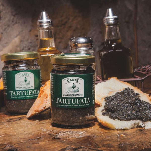 Salsa Tartufata - L'arte delle Specialità - Todis Supermercati