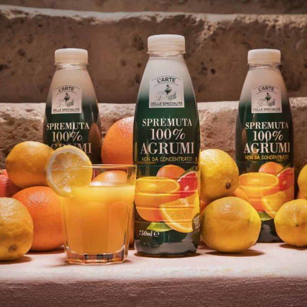 Spremuta Agrumi - L'arte delle Specialità