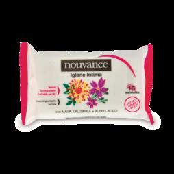 Salviette Igiene Intima Nouvance 15x20  20pz
