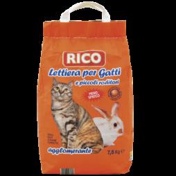 Lettiera Per Gatti Rico 7 kg