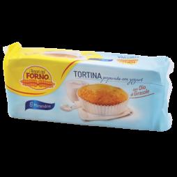 Tortine Yogurt  Tesori Del Forno 216g