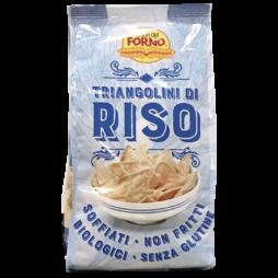 Snack Riso Senza Glutine  Tesori Del Forno 100gr