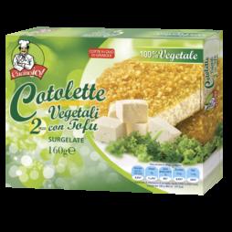 Cotolette Vegetali Con Tofu  Cucino Io 160g