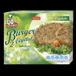 Burger Vegetali  Cucino Io 2x75g