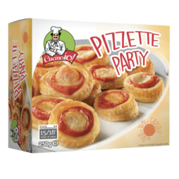 Pizzette Party  Cucino Io 250g