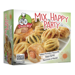 Mix Happy Party  Cucino Io 250g