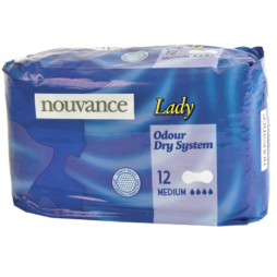 Pannolini Per Adulti Lady Nouvance 12 Pz