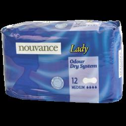 Pannolini Per Adulti Lady Nouvance 12 Pz