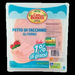 Petto Di Tacchino Al Forno Casa Bonelli 140 g
