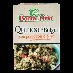 Quinoa E Bulgur Con Pomodorini Bontà Dell'Orto 200 g