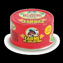 Carne In Gelatina Casa Bonelli 140g