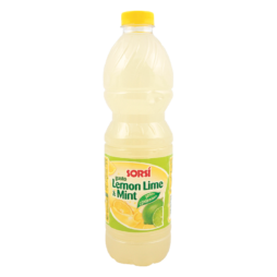 Bibita Lemon Lime e Mint Sorsì 1,5L