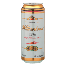 Birra Willianbrau lattina 50cl
