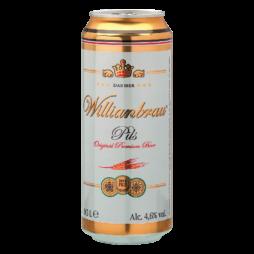 Birra Willianbrau lattina 50cl