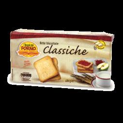 Fette Biscottate Classiche I Tesori Del Forno 480g