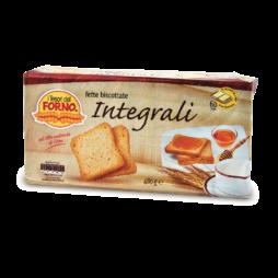 Fette Biscottate Integrali I Tesori Del Forno 480g