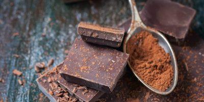 Cioccolato fondente e cioccolato al latte. I benefici per il corpo e per la mente