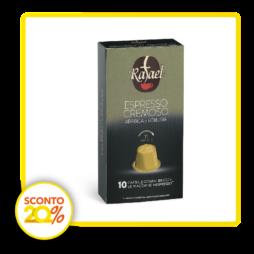 10 Capsule Espresso Cremoso 52g