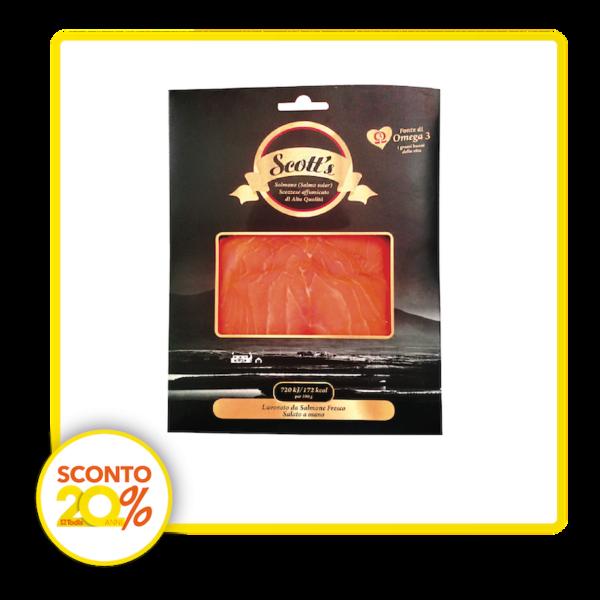 Salmone Scozzese 100g