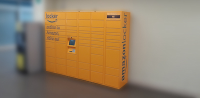 Amazon Locker arriva nei punti vendita Todis