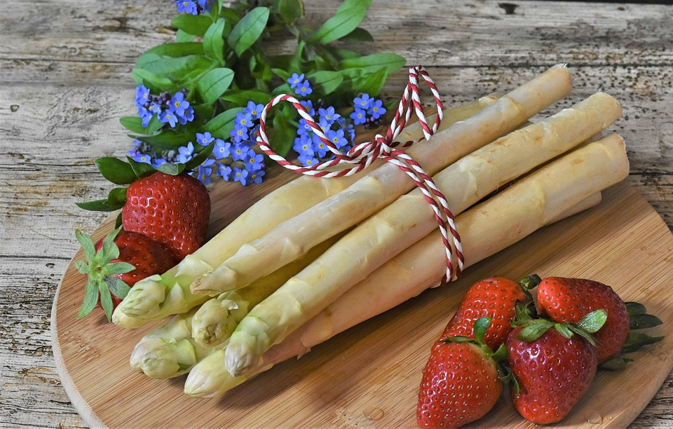 Frutta e verdura di stagione per un pieno di energia