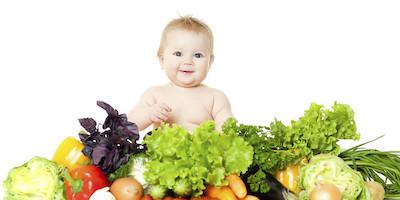 5 trucchi per far mangiare la verdura ai bambini