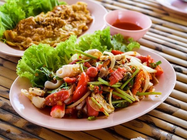 cosa mangiare a mare