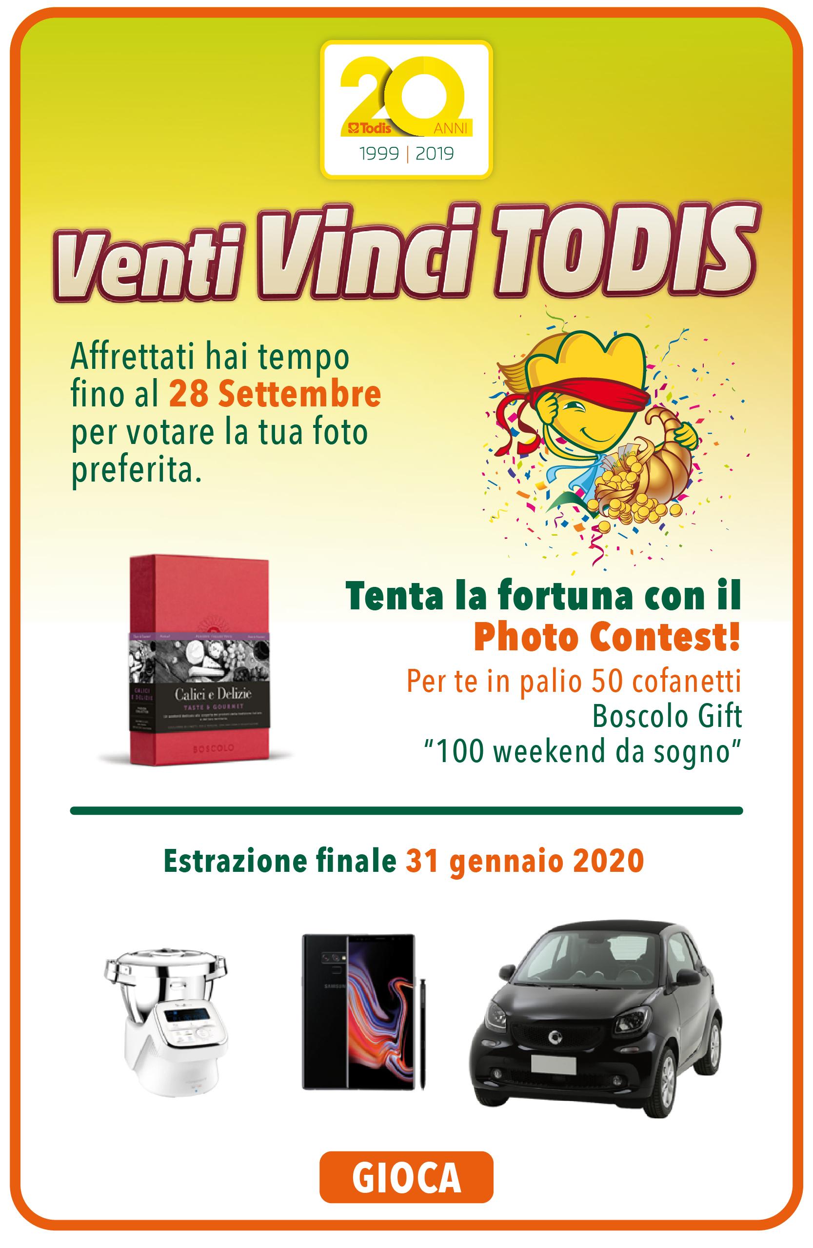 Calendario Gocciole Pavesi.Todis Supermercati Spesa Di Qualita A Prezzi Convenienti