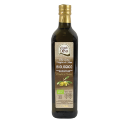 Olio Extra Vergine Di Oliva Bio Estratto A freddo Il Saggio Olivo 75cl