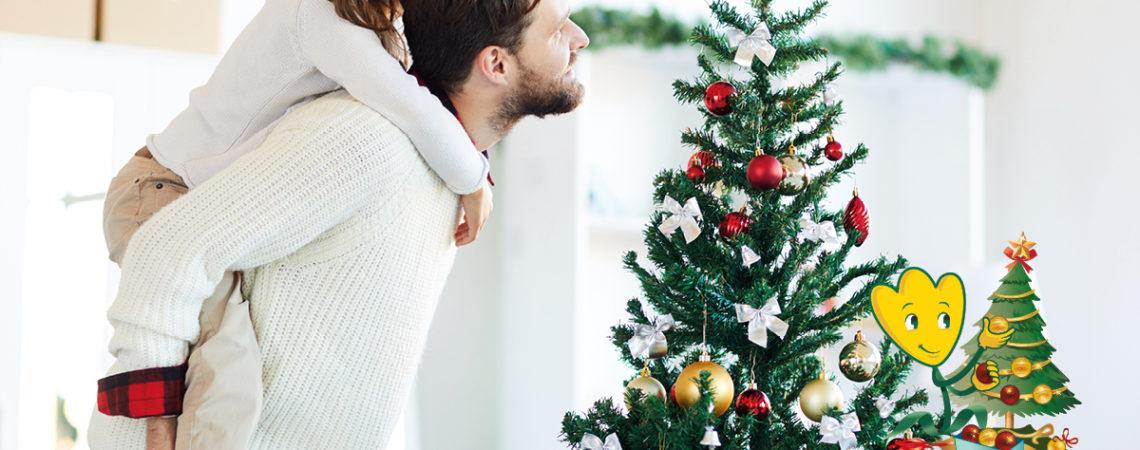 Buon Natale a tutti voi dalla famiglia Todis!