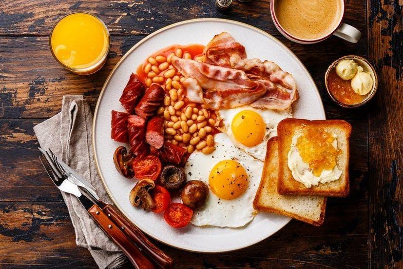 colazione intercontinentale