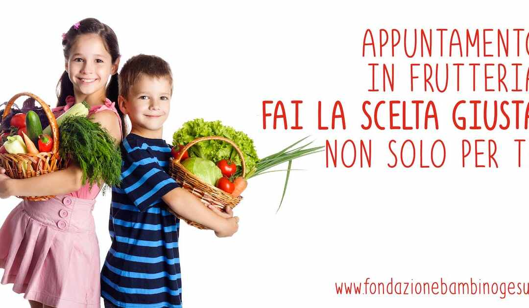 Appuntamento in frutteria – Todis4Children