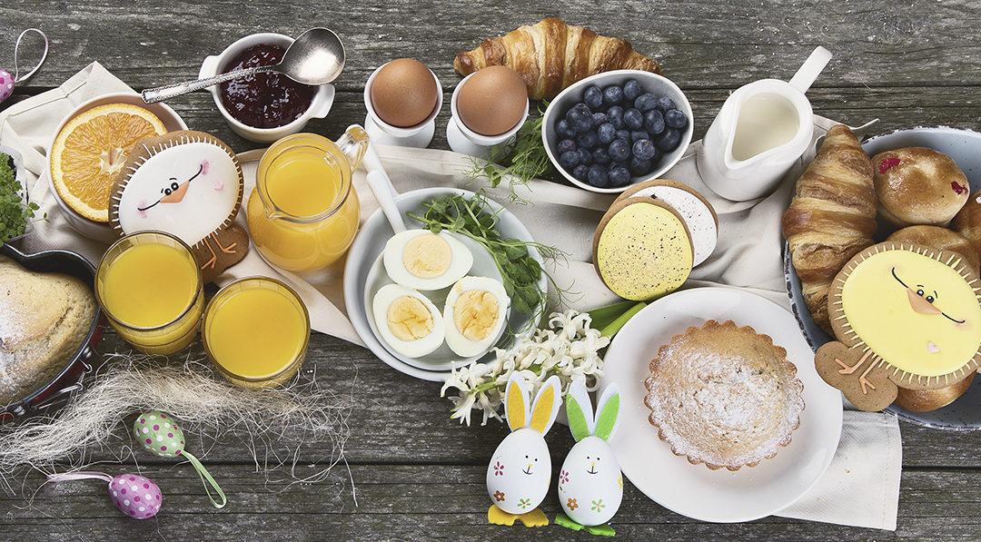la tradizione della colazione pasquale