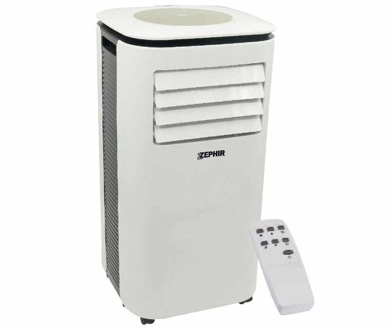 Condizionatore d'aria con pompa di calore