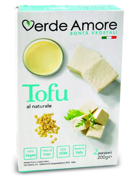 Tofu - Verde Amore