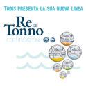 Todis presenta la sua nuova linea Re di Tonno