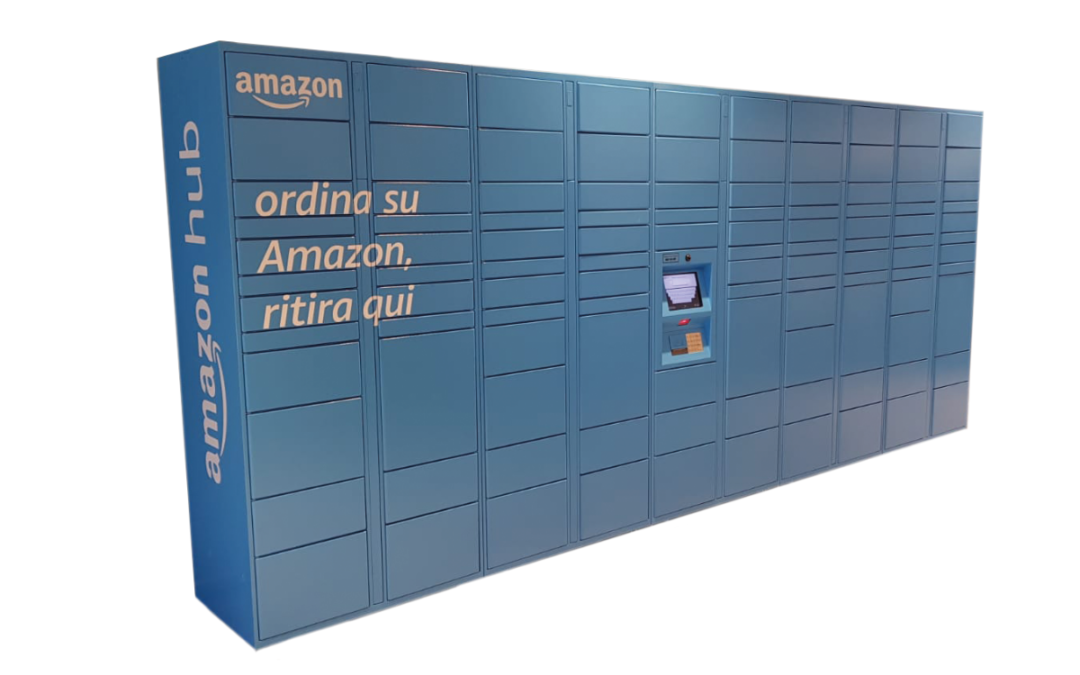 Amazon Locker Nei Supermercati Todis