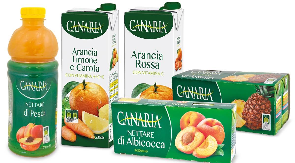 Prodotti Canaria